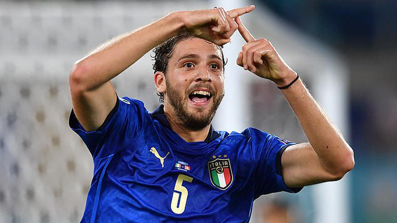 Juventus 'unable to reach deal for Manuel Locatelli after struggling to meet Sassuolo's £34m demands'... so could Liverpool or Arsenal now leapfrog them to sign the midfielder?