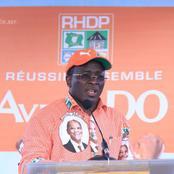 Danho Paulin depuis Attecoube : Ne votez pas ceux qui appellent aux désordres !