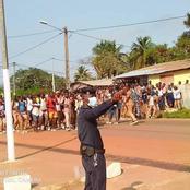 Education/Sassandra: la situation devient incontrôlable, les élèves dans les rues, encore ce matin