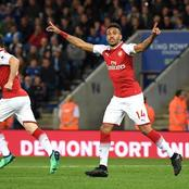 Arsenal FC Bold To Thrash Leicester City In The Premier League Title Race