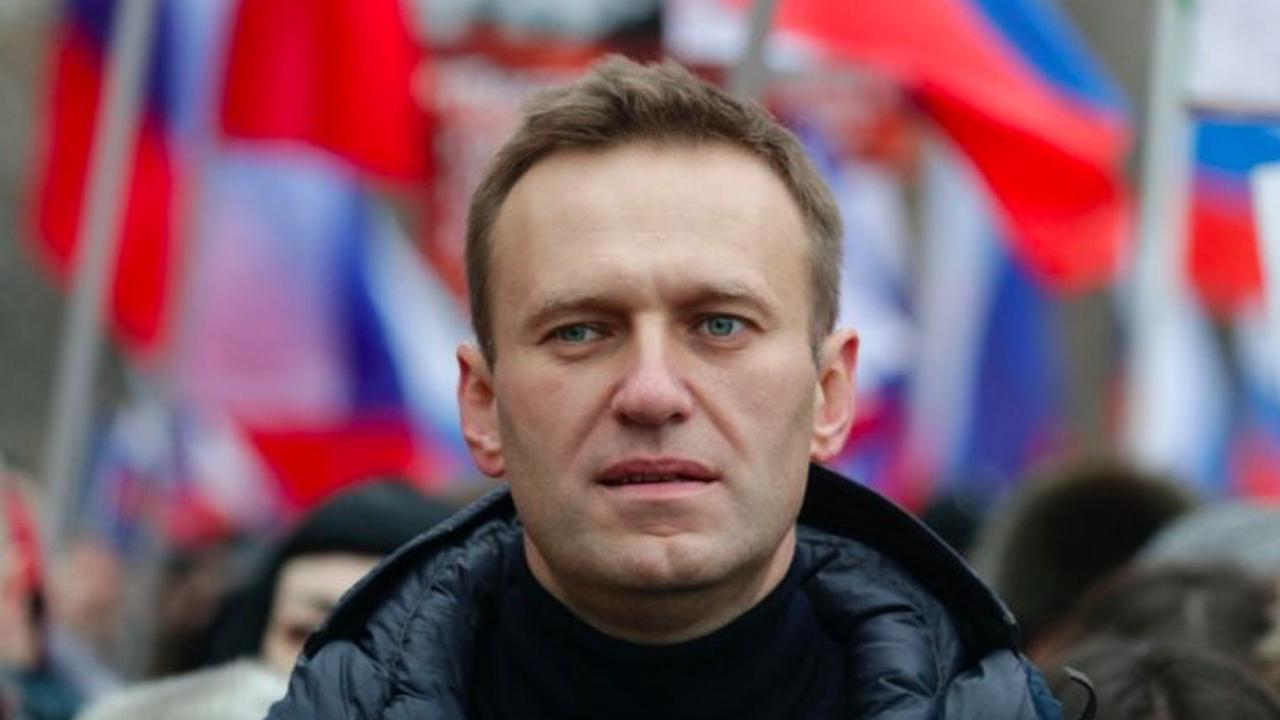 Poisoned dissident Navalny, Blockhead, underpants, beards and consonants