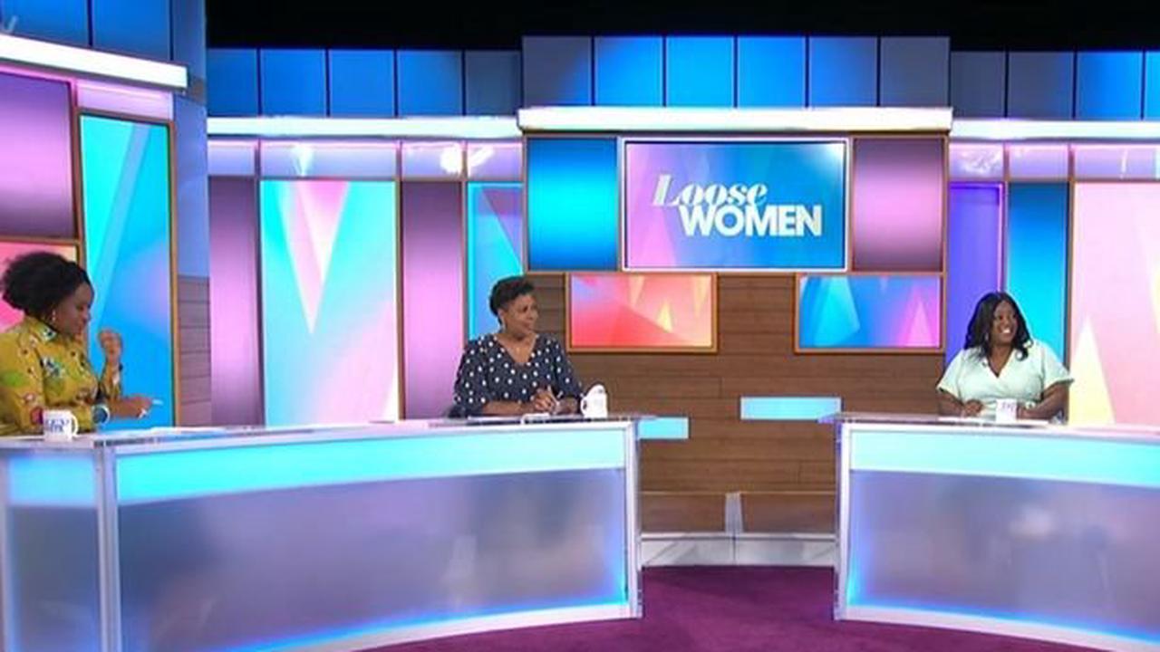Loose Women's Charlene White breaks down in tears over 'horrific' racist abuse