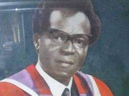 Meet late Arthur Okunniga, one of the early Professors of law in Nigeria