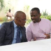Mamadou Traoré aux cadres Rhdp :