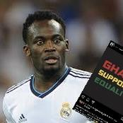Be careful of what you write - Ghanaians chase Michael Essien for his tweet