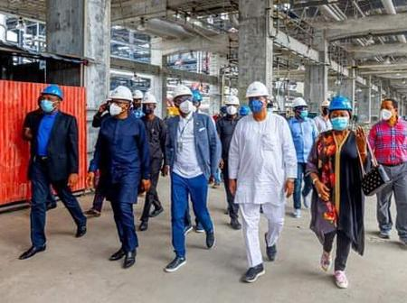 Governor Akeredolu Frowns At Illegal Mining Of Gold In Ondo