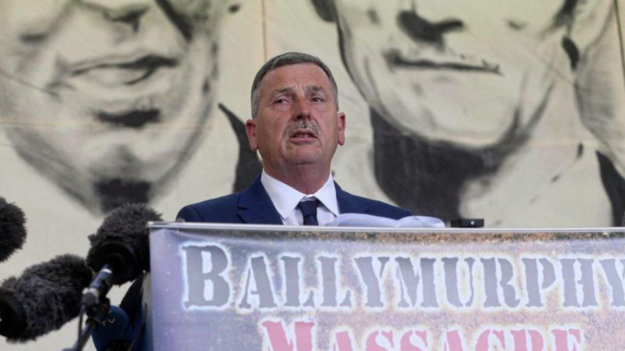 ITV UTV News: Anger as Ballymurphy families say PM's written apology means 'nothing'