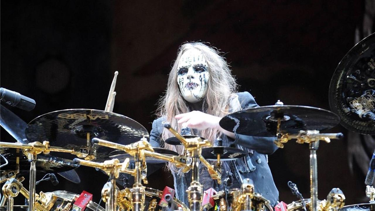 Drummer Joey Jordison stirbt mit 46