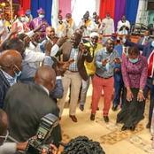 Dp Ruto Gives Gatanga AIPCA 1 Million Kenya shillings