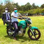 Governor Nyong'o Makes This Announcement as Kisumu County Receives 15 Electric Motorcycles(Photos)