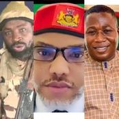 Adamu Garba Says, Nnamdi Kanu, Sunday Igboho And Shekau Are All Freedom Fighters And Should Be Equal