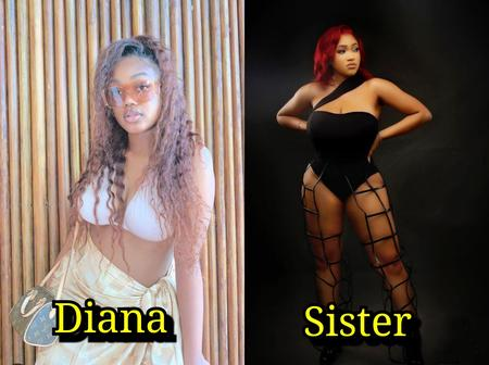Diana Eneje's Sister, Doris Is A Beautiful Lady, Checkout Photos