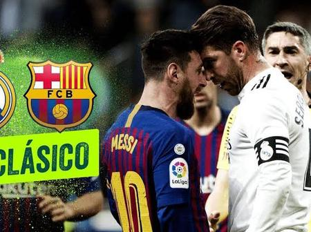 El Clasico: Preview, Team News, Head-to-Head for Real Madrid vs Barcelona tie