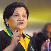 """""""I Will Suspend Magashule Only If It's Necessary"""". Duarte Tells Ramaphosa After Magashule Remark"""