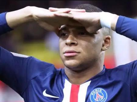 Mbappe's renewal news is positive