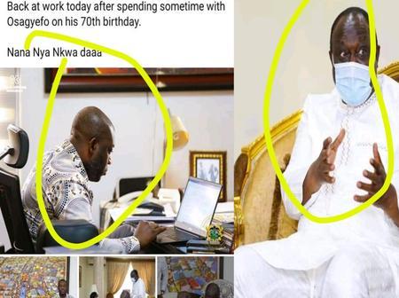 Alan Or Bawumia For 2024? Ghanaians Descend On KON For Opting Alan - PHOTOS