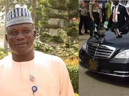 DSS Has Finally Broken Silence On The Death Of Buhari's Late Driver