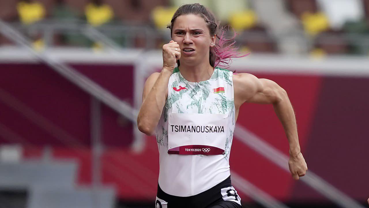 Kristina Timanowskaja fürchtete Entführung: Belarus-Sprinterin kämpft um Asyl in Europa
