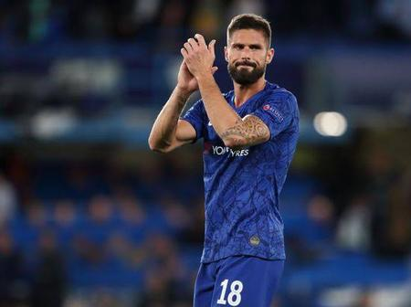 Chelsea fans values Giroud than this player