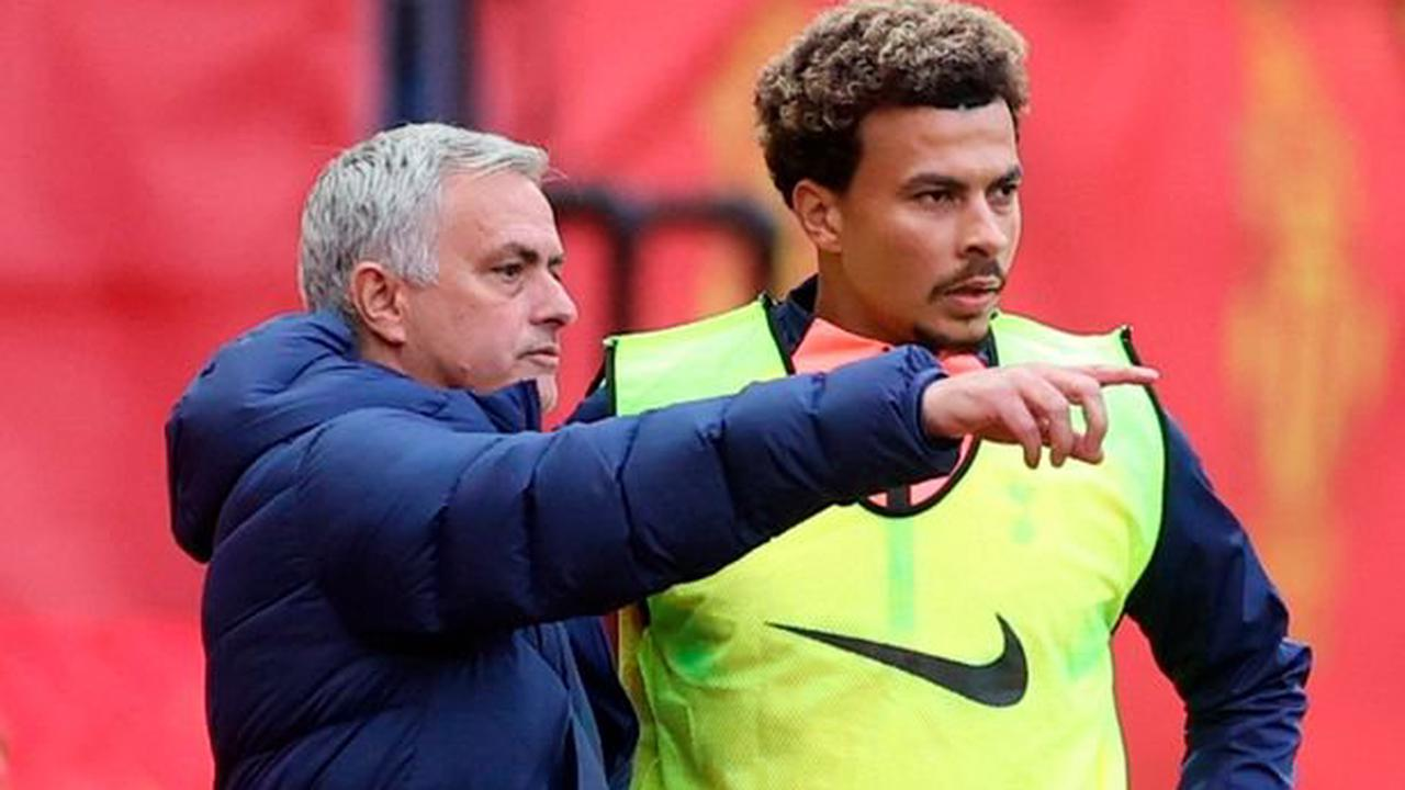 Dele Alli adamant who's to blame for poor form as he discusses Jose Mourinho