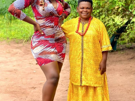 Photos of Osita Iheme with Destiny Etiko, Eto, Regina, Zubby, Tonto, Eddie Murphy and other actors