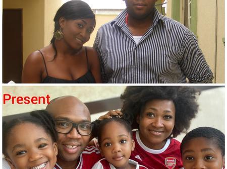 Mixed Reactions As Jason Njoku Shares Lovely Family Photos