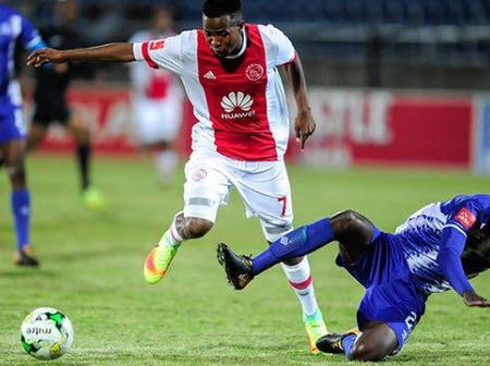 Free State Stars draw 1-1 against Ajax Cape Town in NFD after scoring injury time goal.(Opinion)