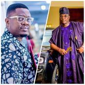 Muyiwa Ademola Celebrates Nigerian Singer, K1 De Ultimate As He Clocks 64 Today