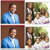 Pastor Adeboye Only Daughter Adeboluwagbe Adubi Clocks 51 Years Today, Checkout Photo of Her Family