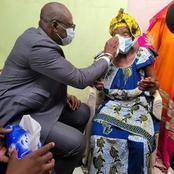 Lassina Ouattara sur les traces du PM Hamed Bakayoko ? Voici une image de lui qui fait parler
