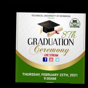 Technical University of Mombasa 8th graduation