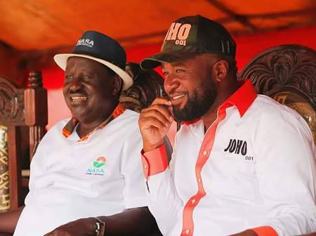 Ruto-Raila Camps At Crossroads Over Joho's Suitable Successor