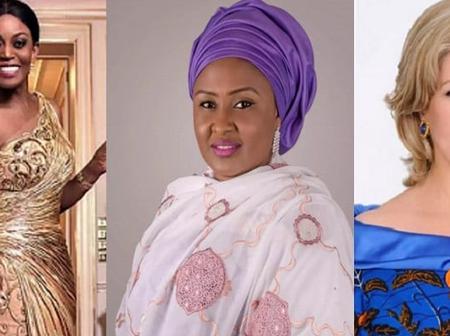Voici le top 10 des plus belles épouses des chefs d'État africains en photo