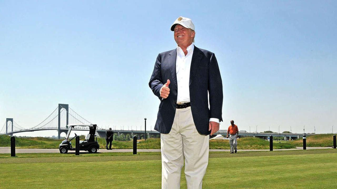 Trump Organization sues NYC for canceling Bronx golf course contract after Capitol riot