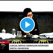WATCH | Malema Grills Judge Dhaya Pillay On Her 'Friendship' With Pravin Gordhan