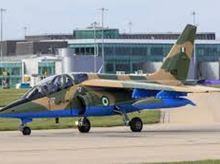 Nigerian Airforce Warns Search Team Not To Disclose Location Of Missing Alpha Jet