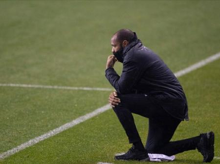 Henry unhappy with 'Zaha not taking a knee' debate