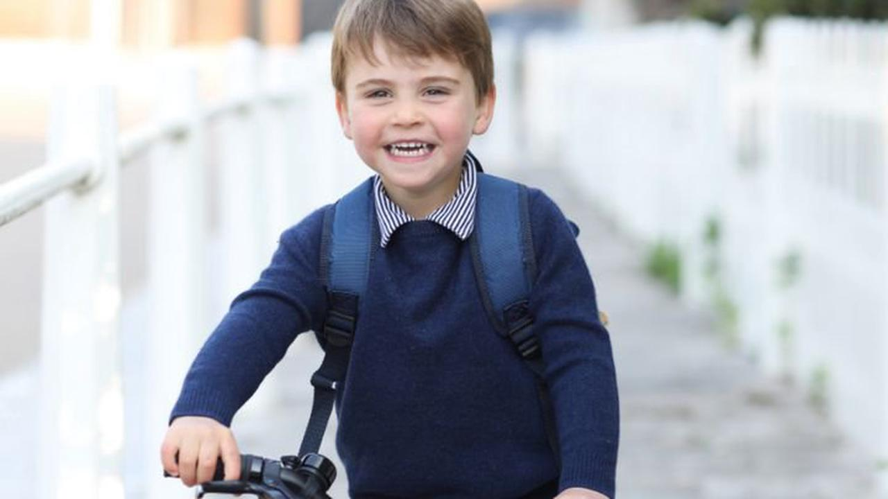 Prince Louis' New Birthday Photo Shows Just How Grown Up He Is
