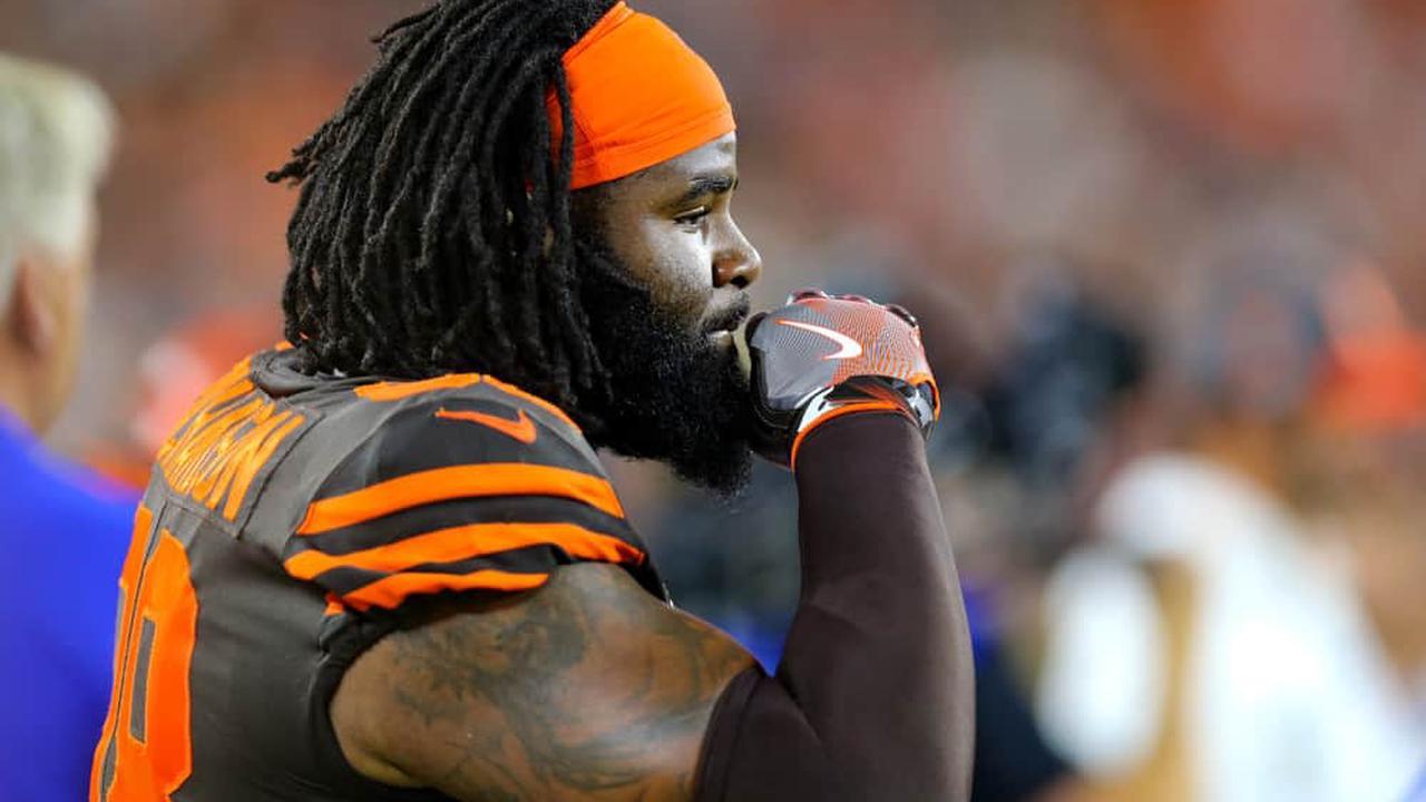 Browns cut starter Richardson, save $11M vs. cap