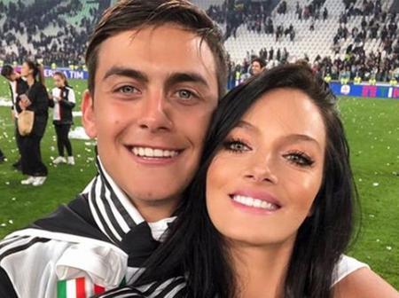 Meet the beautiful and adorable superstar girlfriend of Juventus forward, Paulo Dybala