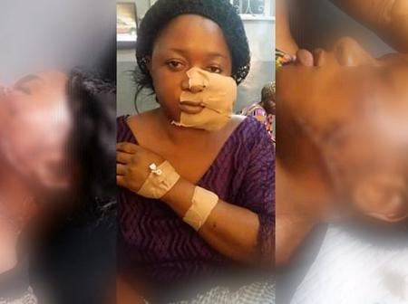 Check Out What A Landlord And His Wife Did To Their Tenant Over Refusal To Pack Out Of Their House