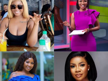 Check Out These Pictures Of Salma Mumin And Serwaa Amihere. Who Would You Marry If You Could?
