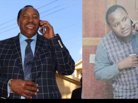 Former Kiambu Governor Ferdinard Waititu  Reveals Why He Refused To Bail His Son