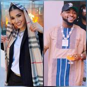 Meet Enisa, The American Lady That Is Set To Meet Davido In Atlanta Today