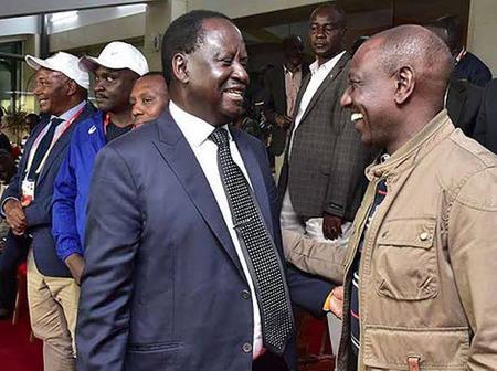 DP Ruto, Raila Odinga Plans To Lock Mt Kenya Votes In The Succession Politics Disclosed