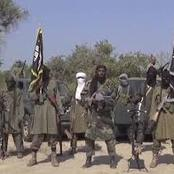 Abducted Pastor Asks For Help As The Boko Haram Terrorists Threaten To Execute Him Within 7 Days.