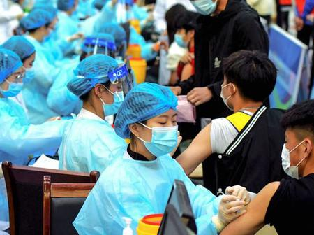 China want to mix vaccines to boost efficacy of local vaccines