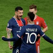 Why Neymar Celebrated In Front Of Kimmich After PSG Defeated Bayern Munich