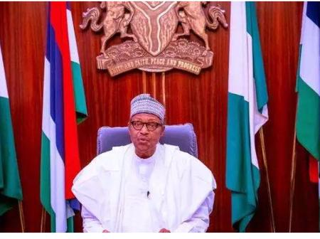 See What President Muhammadu Buhari Did That Might Put A Smile On Every Nigerian's Face