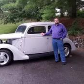 Il vend sa voiture de collection pour payer les etudes de sa fille